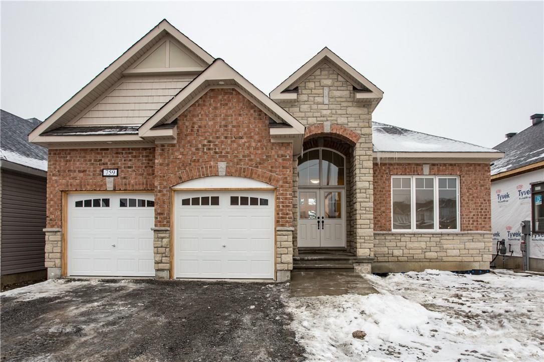 759 CAMPOLINA WAY, stittsville, Ontario