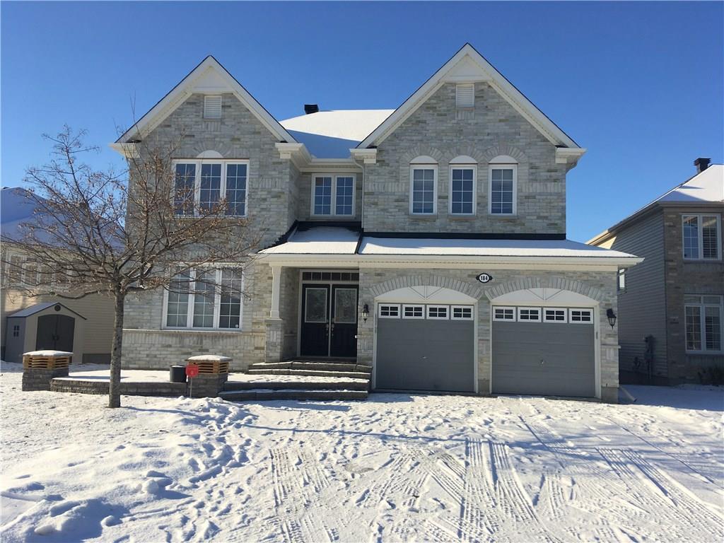 184 CHEYENNE WAY, ottawa, Ontario