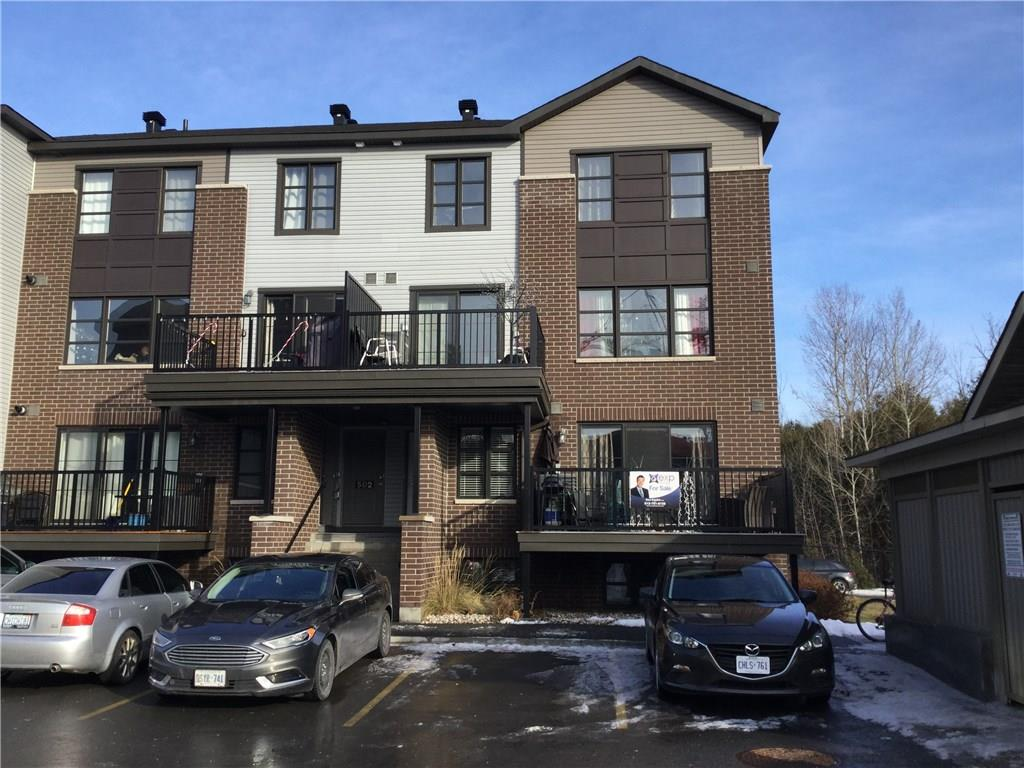 506 CLEARBROOK DRIVE, nepean, Ontario