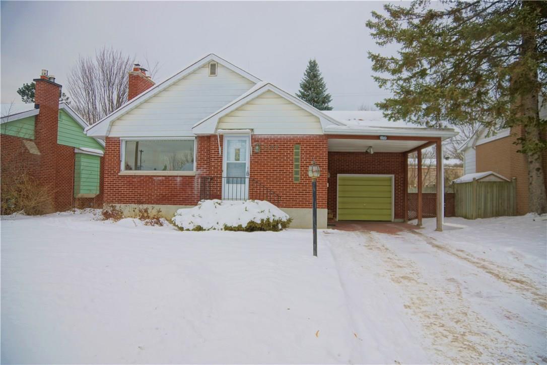 1197 GREYROCK CRESCENT, ottawa, Ontario