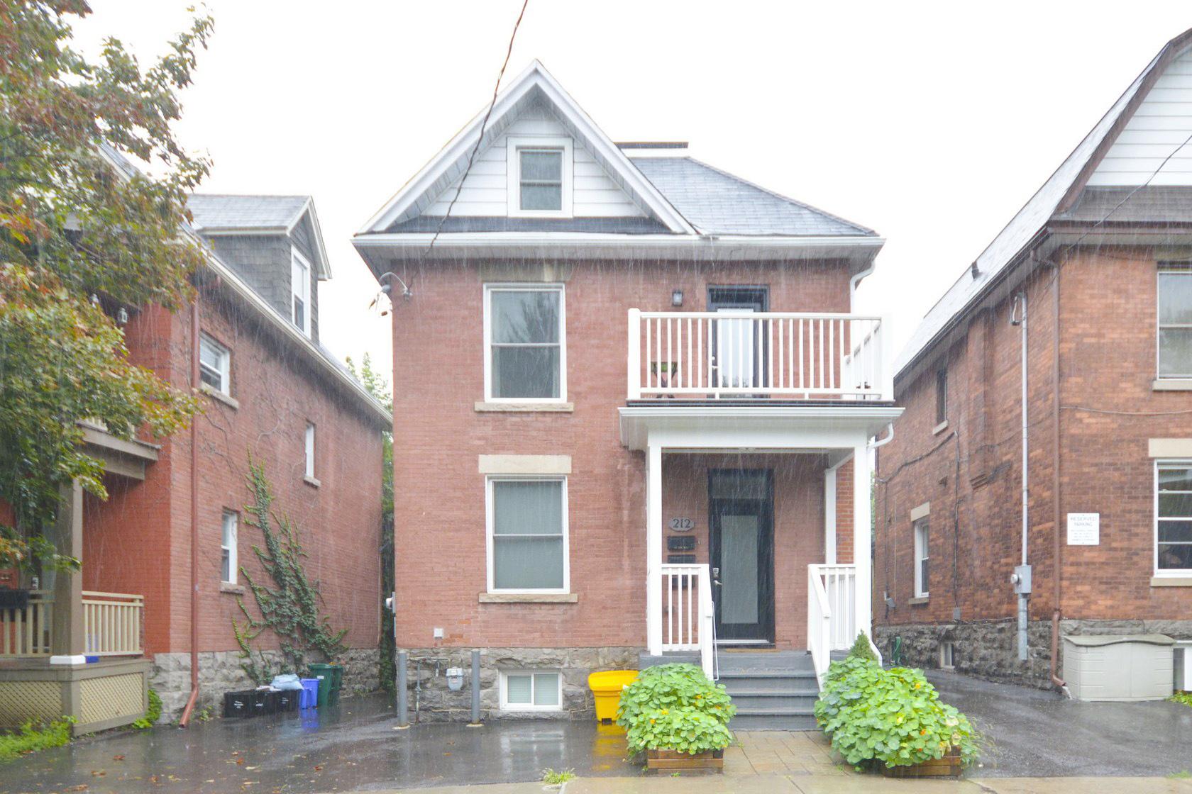 212 FLORA ST #2, Ottawa , Ontario