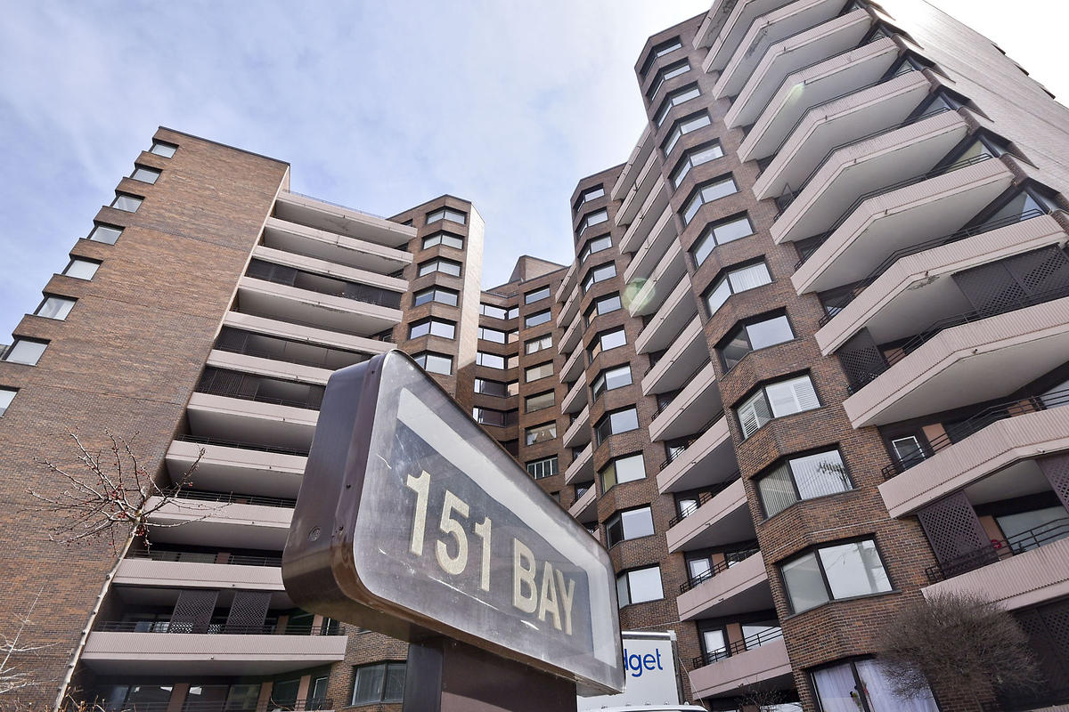 151 Bay St #805, Ottawa, Ontario  K1R 7T - Photo 1 - RP5262775739